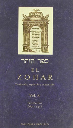 9788497777483: El Zohar, Vol. 11 (Spanish Edition)