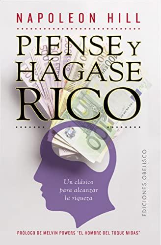 9788497778213: Piense y hagase rico (Spanish Edition)