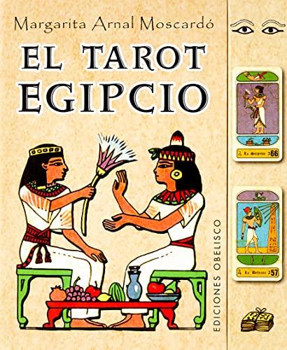 9788497778718: El tarot egipcio (Spanish Edition)
