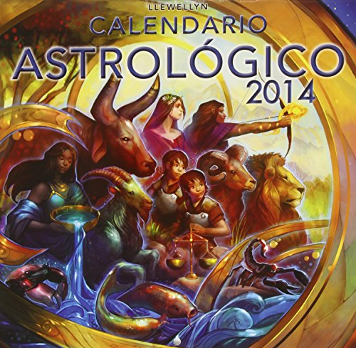 9788497779685: Calendario astrologico 2014 (Spanish Edition)