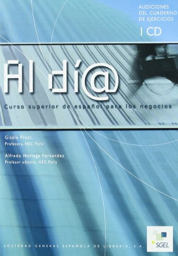 9788497780865: AL DIA CD-1 EJER