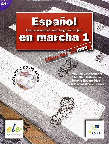 9788497781237: Espanol en marcha, Vol. 1: Curso de Espanol como lengua extranjera, Libro del alumno (Book & CD-ROM) (Spanish Edition)