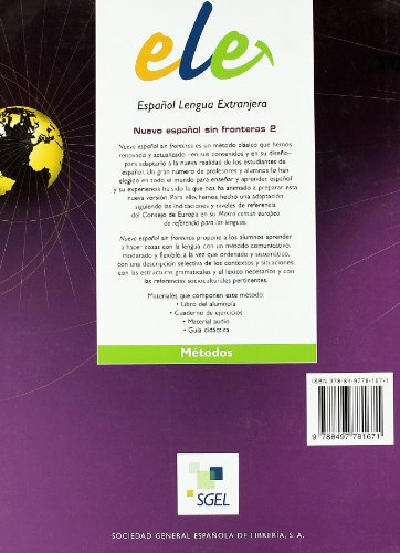 9788497781671: Nuevo Espanol Sin Fronteras 2 Exercises Book