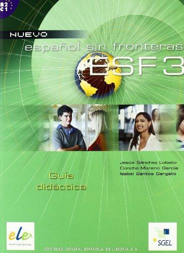 9788497781725: Nuevo Espanol Sin Fronteras 3 Tutor Book (Spanish Edition)