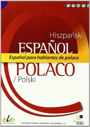 9788497781855: Contrastes: Espanol para Hablantes de Polaco B1+B2 (Spanish Edition)