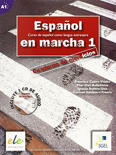 9788497782296: Espanol en marcha, 1 ejercicios+CD-1 (Spanish Edition)