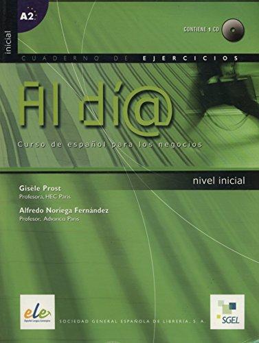 9788497782920: Al Dia Inicial Exercises: Book + CD (Spanish Edition)