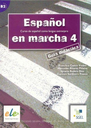 9788497782999: Espanol En Marcha 4 Tutor Book B2 (Spanish Edition)