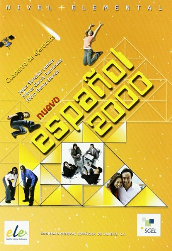 9788497783026: Nuevo Espanol 2000 Elemental CDs (3) for Exercises Book