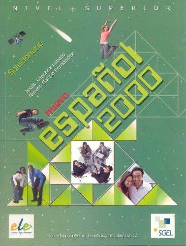 9788497783095: Espanol 2000. Nivel superior solucionario (Nuevo Espanol 2000) (Spanish Edition)