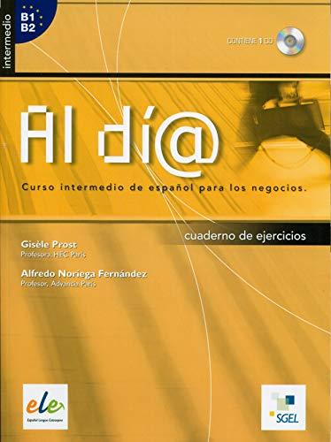 9788497783187: Al dia, Intermedio. Libro de ejercicios+CD (Spanish Edition)