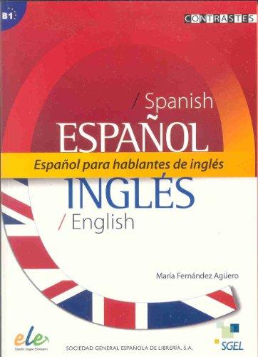 9788497783231: Espanol Para Hablantes De Ingles