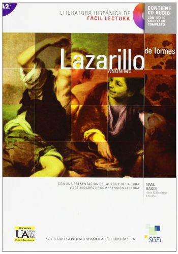 9788497783286: Lazarillo de Tormes: Literatura hispánica de fácil lectura (Literatura Hispanica de Facil Lectura)