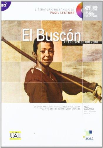 9788497783309: El buscon. Lectura facil +CD (Literatura Hispanica de Facil Lectura) (Spanish Edition)