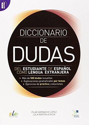 9788497783767: Diccionario de dudas: Del estudiante de español como lengua extranjera