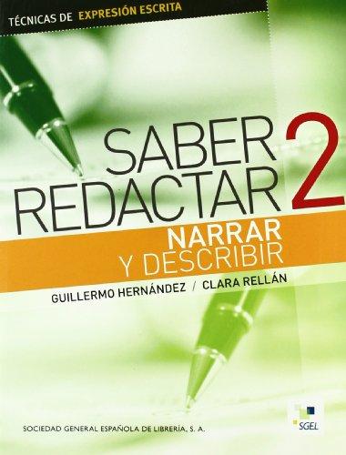 9788497783958: Reflets 3 profesor: Narrar y describir (Cuadernas de Redaccion) - 9788497783958