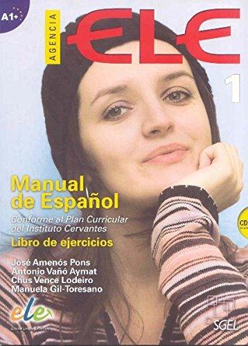 9788497784016: Agencia Ele 1 Exercises: Libro De Ejercicios + CD 1 (Spanish Edition)