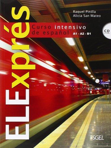 Elexpres curso intensivo espanol abebooks curso intensivo de espanol alumnocd 2 spanish raquel fandeluxe Images