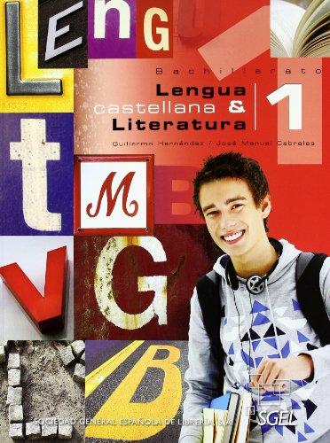 9788497784245: Lengua Castellana y Literatura Bachillerato 1 Al 2008 (Spanish Edition)