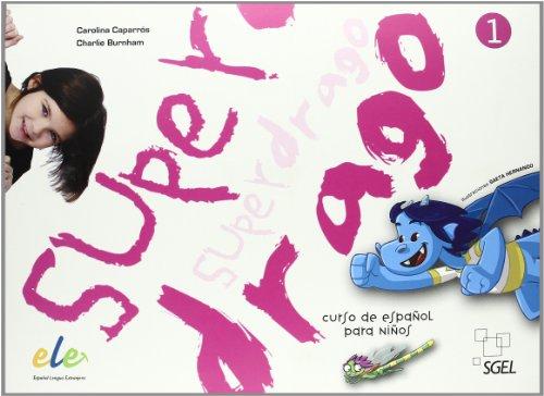 9788497784870: Superdrago 1 Carpeta Recursos (Tutor Resources Pack) (Spanish Edition)