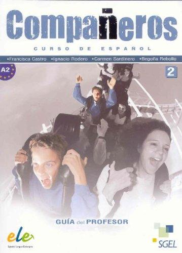 9788497785129: Companeros. Curso de espanol. 2 profesor (Spanish Edition)