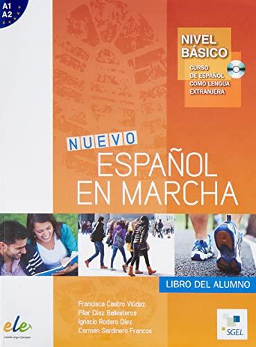 Nuevo Espanol En Marcha: Libro Del Alumno Basico + CD (A1+A2 in One Volume): unknown
