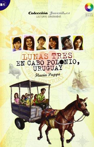 9788497785761: Juvenil.Es: Lunas 3: En Cabo Polonio Uruguay + CD (Coleccion Juvenil.Es) (Spanish Edition)