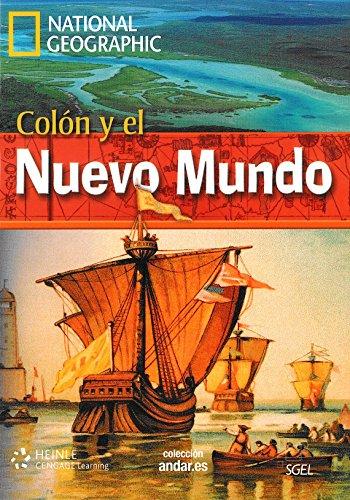9788497785839: Andar.Es: National Geographic: Colon Nuevo Mundo + CD (Colleccion Andar.Es) (Spanish Edition)