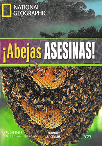 9788497785853: Andar.Es: National Geographic: Abejas Asesinas + CD (Colleccion Andar.Es) (Spanish Edition)