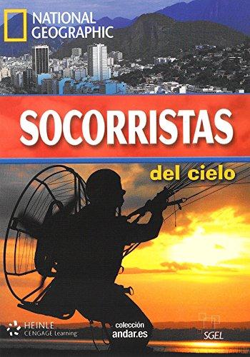 9788497785884: Andar.Es: National Geographic: Socorristas Cielo + CD (Colleccion Andar.Es) (Spanish Edition)