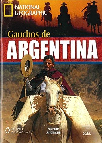 9788497785891: Andar.Es: National Geographic: Gauchos Argentina + CD (Colleccion Andar.Es) (Spanish Edition)