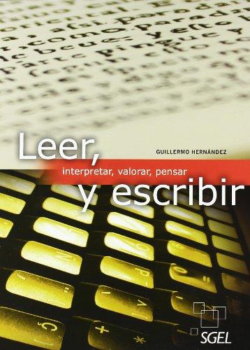 9788497785945: Lazarillo de Tormes: Interpretar, valorar, pensar (Cuadernas de Redaccion) - 9788497785945