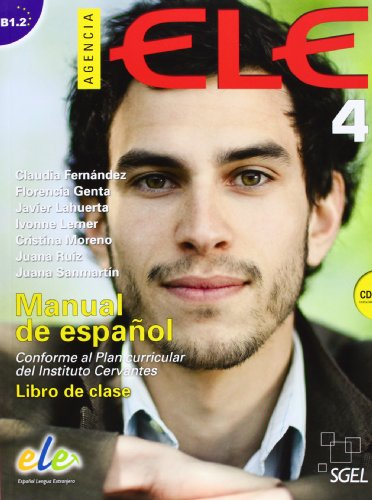 9788497786577: Agencia Ele 4: Student Book + CD (Spanish Edition)