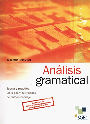 Analisis Gramatical Edition 2011: unknown