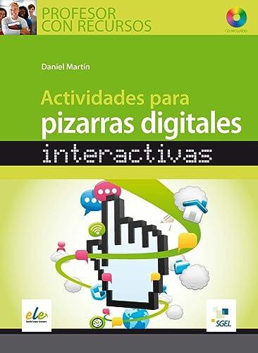 9788497786751: Actividades para pizarra interactiva (Profesor Con Recursos)