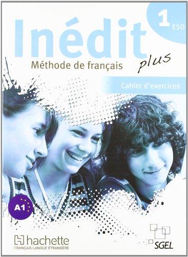 9788497786829: Inédit plus, 1 ESO : méthode de français. Cahier d'exercices