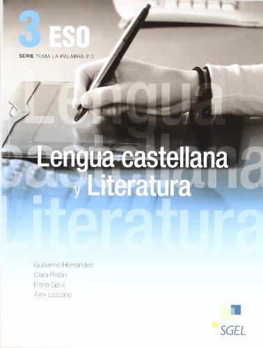 9788497786959: Lengua castellana y Literatura 2º ESO. CD Recursos: Toma la palabra 2.0 - 9788497786959