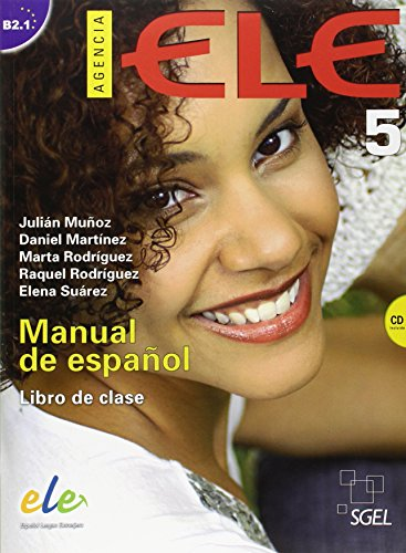 9788497787567: Agencia Ele 5: Student Book + CD (Spanish Edition)