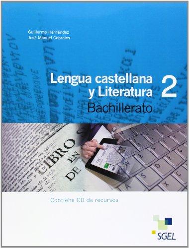 9788497787598: Lengua y Literatura 2º Bachillerato 2.0