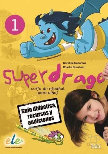 9788497787819: Superdrago 1 - Tutor Manual on CD-ROM
