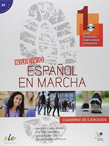 9788497787864: Nuevo Espanol en marcha 1 : cuaderno de ejercicios
