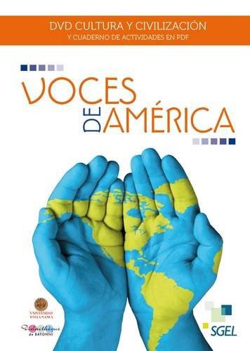 9788497788304: Voces de América DVD