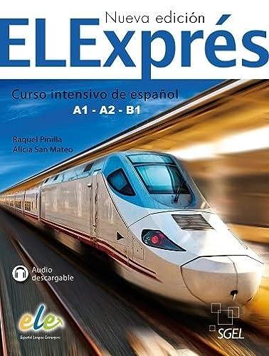 9788497789059: Elexpres : Levels A1 - A2 - B1: Curso Itensivo de Espanol