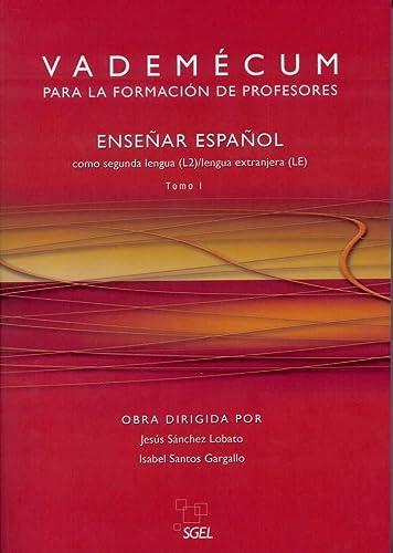 9788497789202: Vademécum para la formación de profesores. Tomo I, II