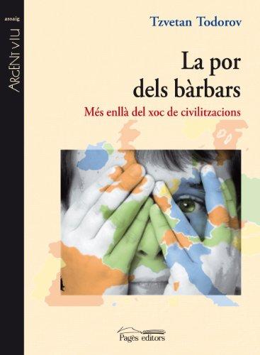 9788497798402: Por dels bàrbars, La (Argent Viu)