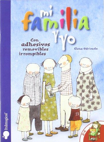 9788497800303: MI FAMILIA Y YO (PEGATINAS) (2 - 6)