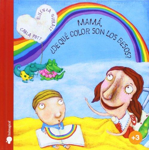 9788497801768: Mama, ¿de Que Color Son Los Besos?