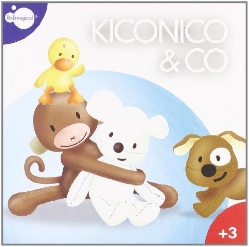 9788497806268: * KICONICO & CO PUZZLE BOOK