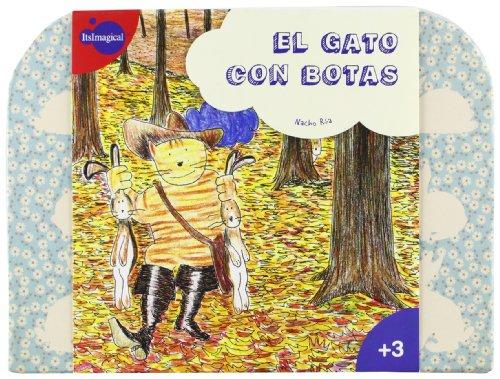 9788497807609: Gato Con Botas, El (estuche Con Pinturas)