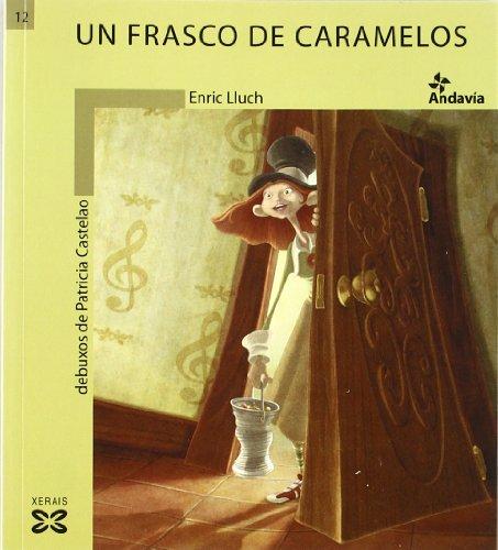 9788497822930: Un frasco de caramelos (Infantil E Xuvenil - Andavía)